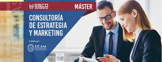 Máster en Consultoría de Estrategia y Marketing